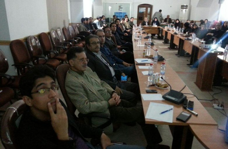 گردهمایی مهندسان معمار یزد