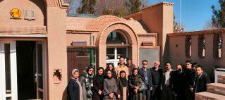 بازدید از مهمان سرای دانشگاه یزد